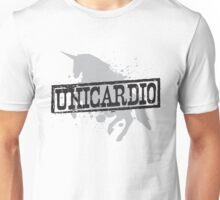 Unicardio Unicorn Magical Funny Gym Workout Training  Unisex T-Shirt