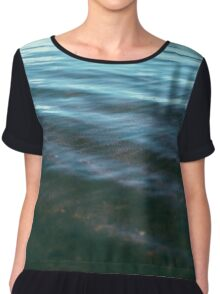 Lost Boy out at Sea Chiffon Top