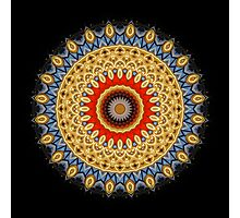 Modern Mandala Art 73 Photographic Print