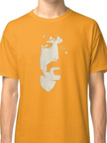 Frank Zappa Silhouette (No Text) Classic T-Shirt