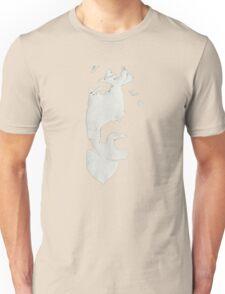 Frank Zappa Silhouette (No Text) Unisex T-Shirt