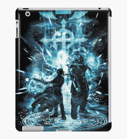 brotherhood storm iPad Case/Skin
