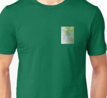 Serenity Prayer Late Summer Garden 2 Unisex T-Shirt