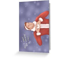 Alistair - Christmas Greeting Card