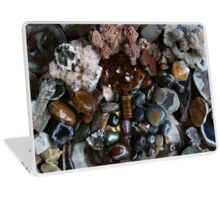 Crystals: Colours of Autumn Laptop Skin