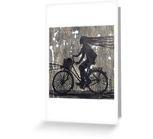 night wind Greeting Card