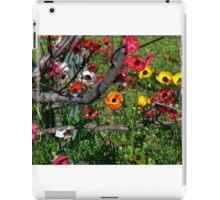 Spring Flowers II iPad Case/Skin