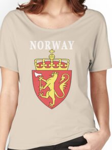Norge Norway National Keepsake Women's Relaxed Fit T-Shirt