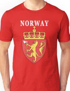Norge Norway National Keepsake Unisex T-Shirt