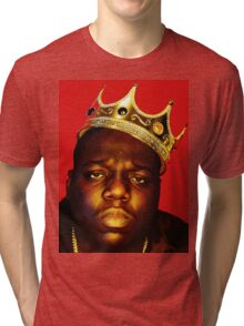 notorious big Tri-blend T-Shirt