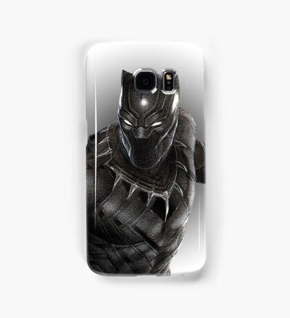 Super heroes Black Panther Samsung Galaxy Case/Skin