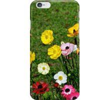 Spring Flowers III iPhone Case/Skin