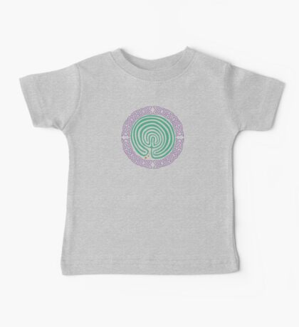 Into the Labyrinth Baby Tee