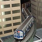 Model Trains, Model Buildings, New York City by lenspiro