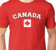 Canada Supporters Unisex T-Shirt