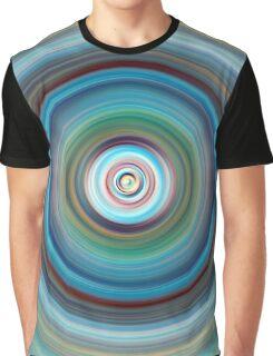 Sky Swirl Graphic T-Shirt