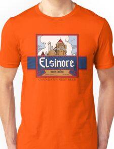 """Elsinore Beer"" - as seen on ""Strange Brew"" Unisex T-Shirt"