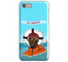 Lil Yachty in ocean Lil Boat iPhone Case/Skin