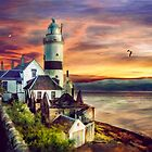 Evening Sentinel by Wib Dawson