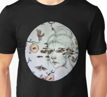 surreal lady Unisex T-Shirt
