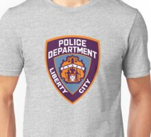 GTA Grand Theft Auto - Liberty City Police Unisex T-Shirt
