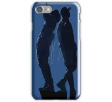 Hey gentle man iPhone Case/Skin