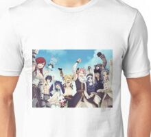 Fairy Tail Guild Anime Unisex T-Shirt