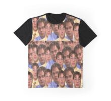 Jim as Dwight and Dwight as Jim Graphic T-Shirt