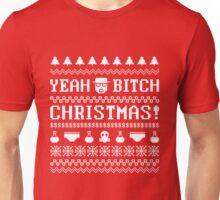 Yeah Bitch Christmas Unisex T-Shirt
