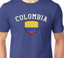 Colombia Supporters Unisex T-Shirt