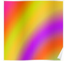Soft Colour Blend 171116(01) Poster