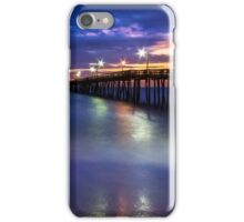 Nags Head Fishing Pier iPhone Case/Skin