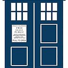 TARDIS by Cathie Tranent