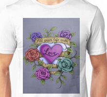 Life Of Love Unisex T-Shirt
