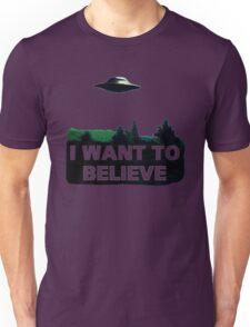 The X Files Unisex T-Shirt