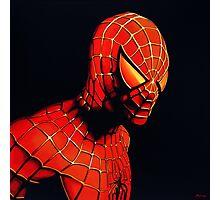 Spiderman Painting Photographic Print