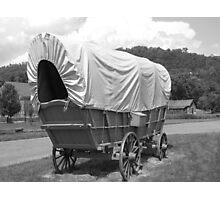 Pennsylvania Wagon Trails Photographic Print
