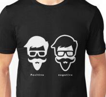 positive negative Unisex T-Shirt