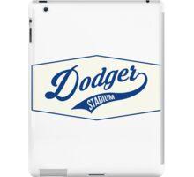 Dodger Stadium iPad Case/Skin