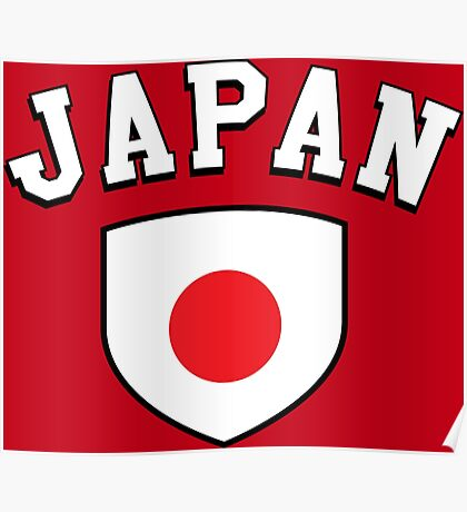 Japan Supporters Poster