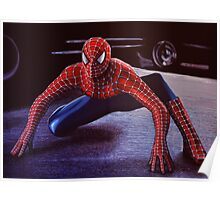 Spiderman Painting 2 Poster