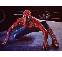 Spiderman Painting 2 Photographic Print