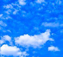 Blue sky by AlexFHiemstra
