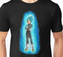 vegeta super saiyan blue Unisex T-Shirt