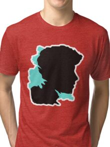 Shawn Silhouette // Nov Tri-blend T-Shirt