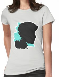 Shawn Silhouette // Nov Womens Fitted T-Shirt