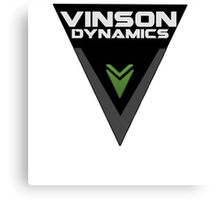 Vinson Dynamics Canvas Print