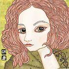 Gecko Girl by genevievem