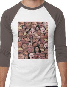 Dwight Schrute Men's Baseball ¾ T-Shirt
