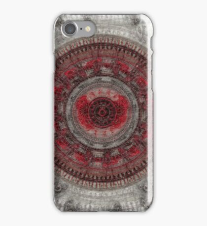 Butterfly engine iPhone Case/Skin